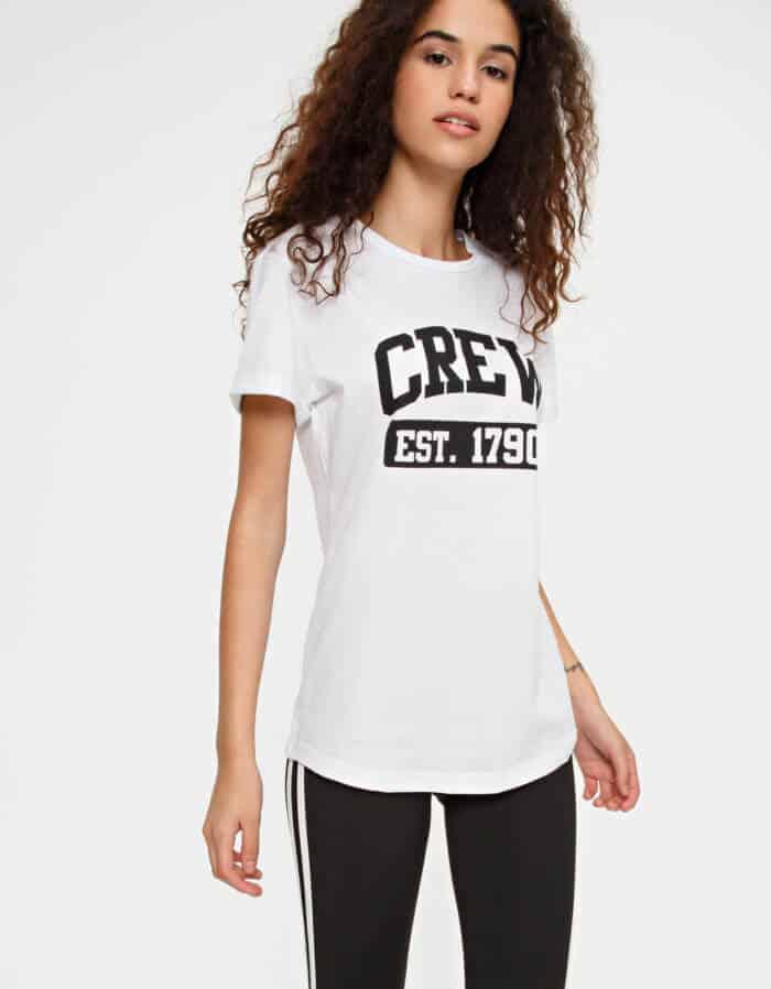 T-shirt με στάμπα 1