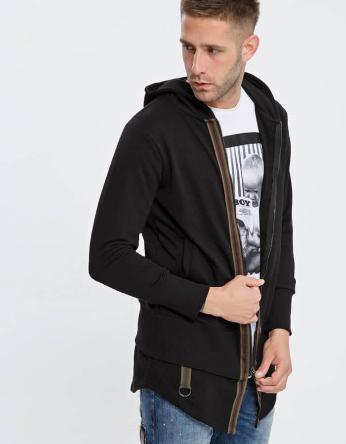 Παλτό μακρύ STEFAN μαύρο €149.90. Click ... 8e86cb8a2c5