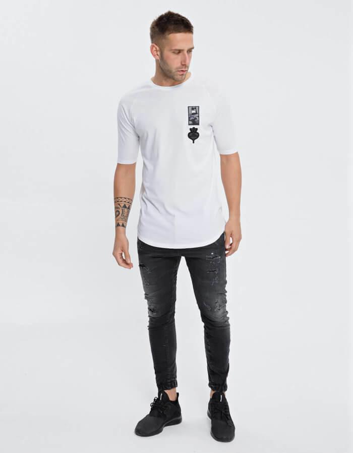 T-shirt μακρύ 2