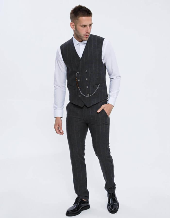 Παντελόνι καρώ – Makenzy e-store e113544d642