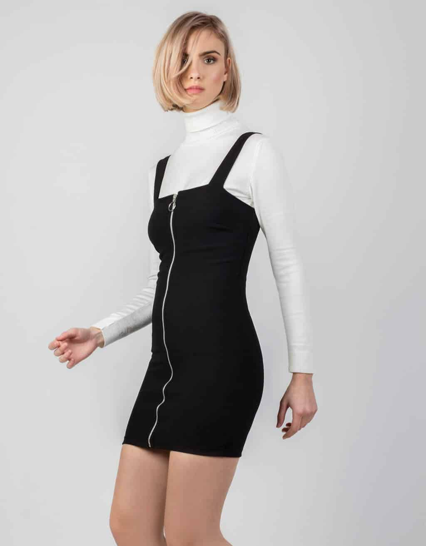 Φόρεμα με φερμουάρ 3