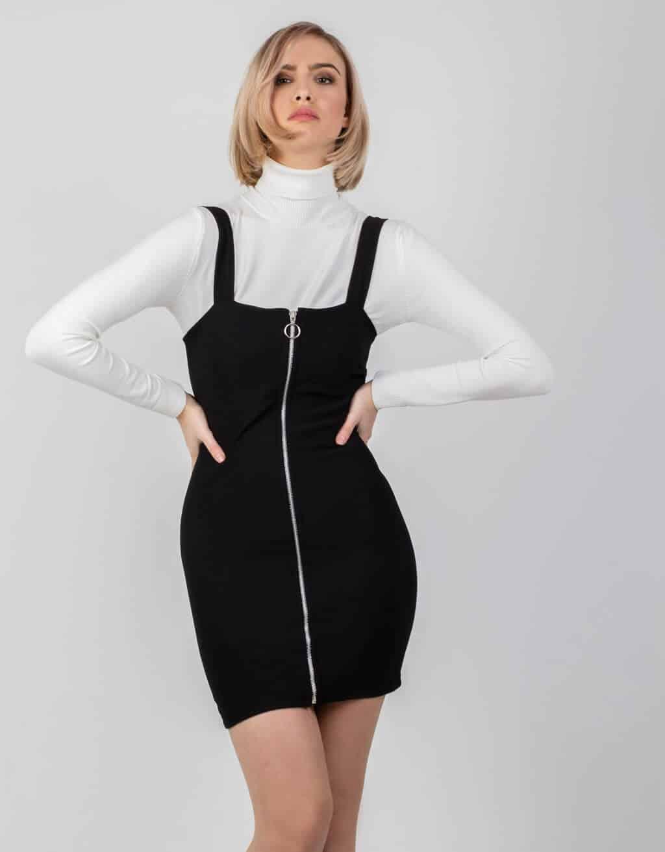Φόρεμα με φερμουάρ 1