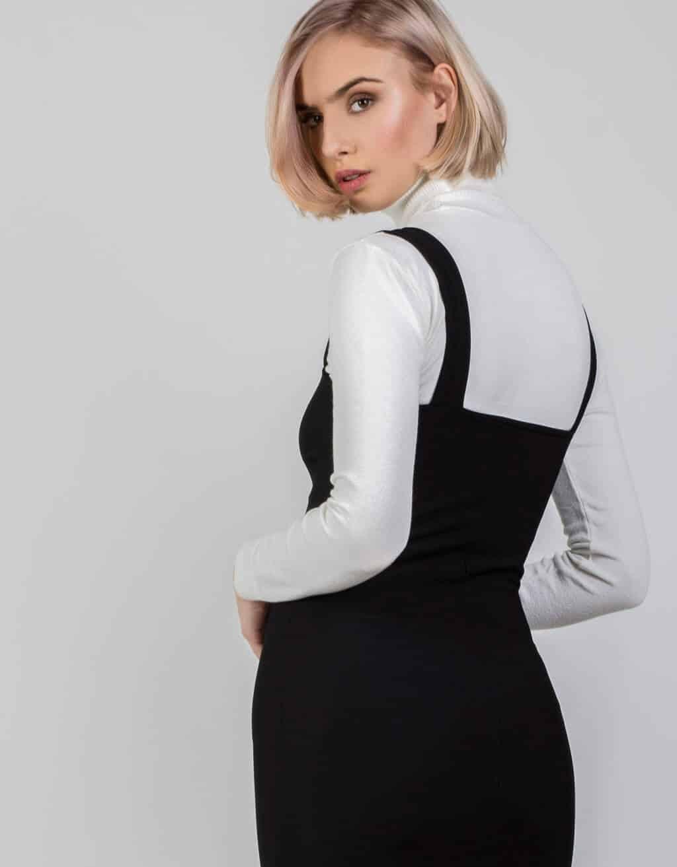 Φόρεμα με φερμουάρ 4