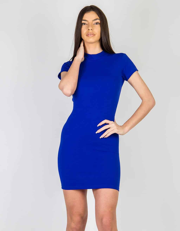 Φόρεμα με άνοιγμα στην πλάτη 1
