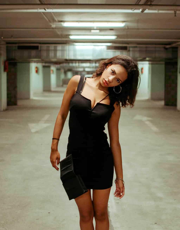 Φόρεμα με καπς (cups) 3