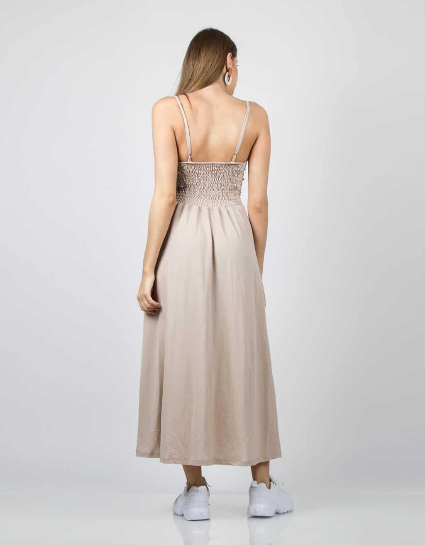Φόρεμα λινό 3