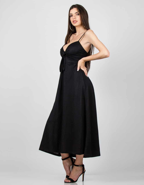 Φόρεμα λινό 1