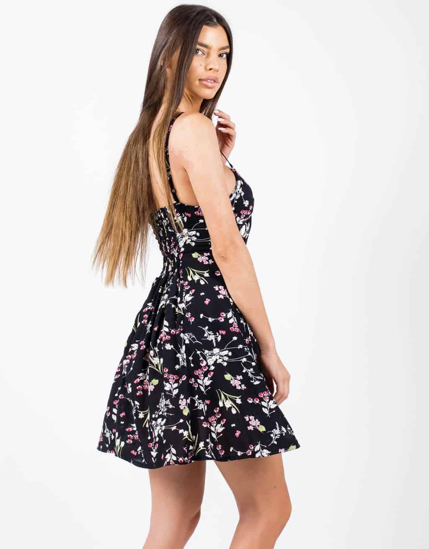 Φόρεμα κλός Floral 2