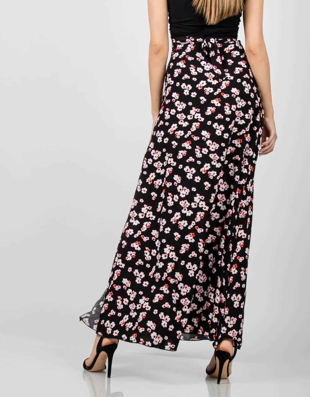 Φούστα floral 2
