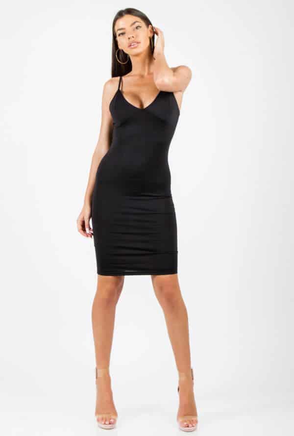 Γυναικείο Φόρεμα με Τιράντα One Size