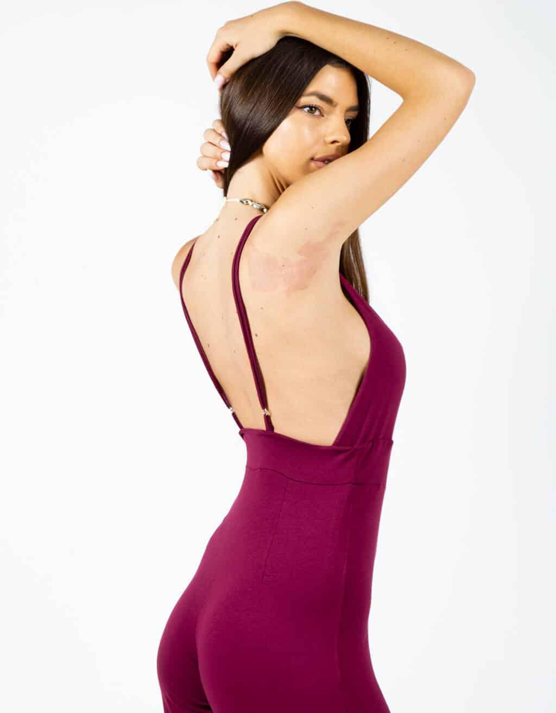 Ολόσωμη φόρμα τιράντα 1