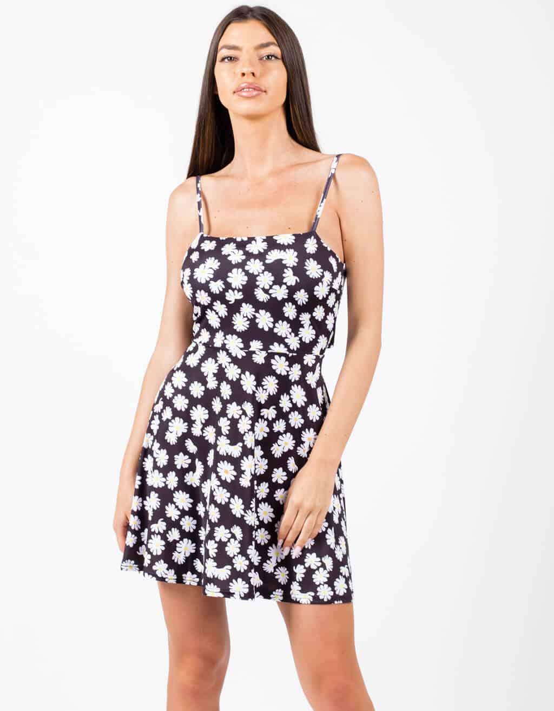 Φόρεμα κλός μαργαρίτα 1